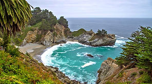 Big Sur Hiking Trails