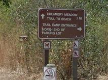 Creamery Meadow Trail, Big Sur