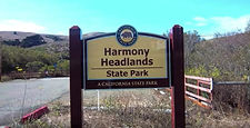 Harmony Headlands State Park, Harmony, California