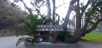 Avila Hot Springs Campground, Avila Beach