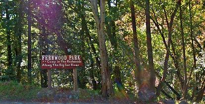 Fernwood Campground, Big Sur