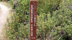 Soberanes Canyon Trail, Big Sur