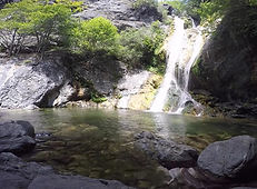 Salmon Creek Falls Trail, Big Sur