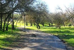Centennial Park, Paso Robles hiking trails
