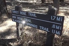 High Ridge Trail, ARroyo Grande