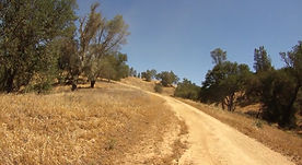 Blinn Ranch Trail, Santa Margarita hiking trails