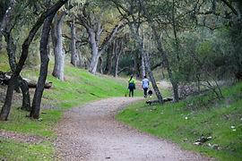 Stadium Park Trail, Atascadero