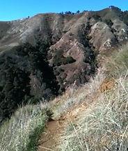 East Vicent Flat Trail, Big Sur