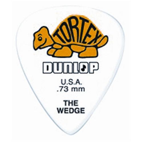 Dunlop 424P Tortex Wedge Orange .60