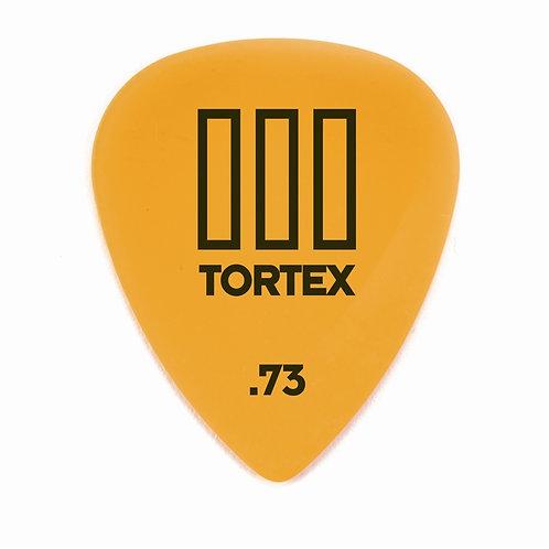 Dunlop 462R Tortex III Yellow .73