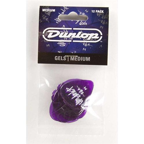 Dunlop 486PMD Gels Purple Medium