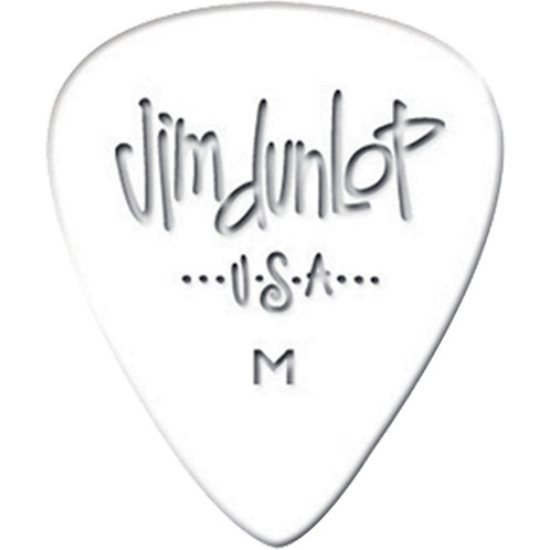 Dunlop 483P#01 White Classic - Medium