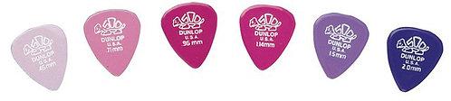 Dunlop 41R2.0 Delrin 500 2.0mm