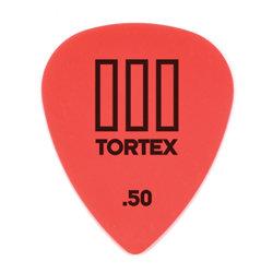 Dunlop 462P Tortex III Red .50