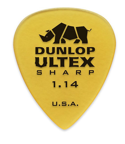 Dunlop 433R1.14 Ultex Sharp 1.14mm