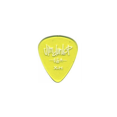 Dunlop 486RXH Gels Yellow Extra Heavy