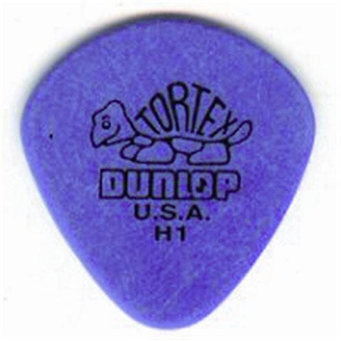 Dunlop 472R Tortex Jazz Purple H1