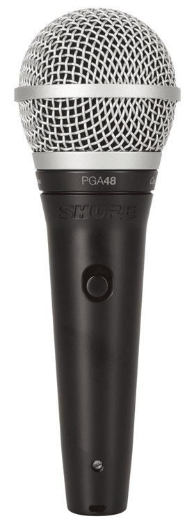 SHURE PGA48 XLR-E