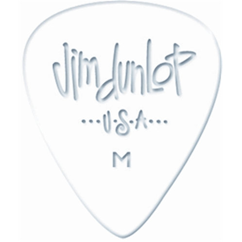 Dunlop 483P#01 White Classic - Extra Heavy