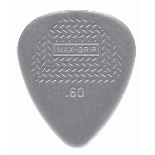Dunlop 449P.60 Max Grip Standard .60mm