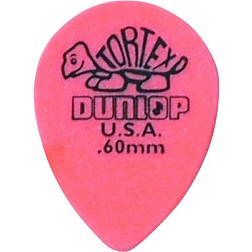 Dunlop 423R Small Tear Drop Orange .60