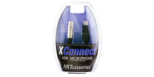 A R T XCONNECT - XLR CONNECTOR TO USB (MIC)
