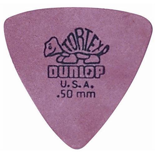 Dunlop 431P Tortex Triangle Orange .60
