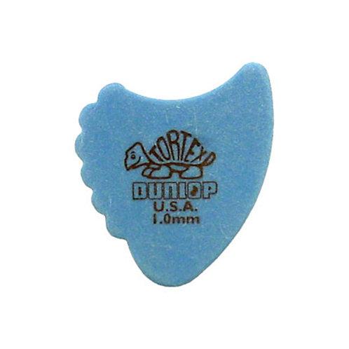Dunlop 414R Tortex Fin Blue 1.0