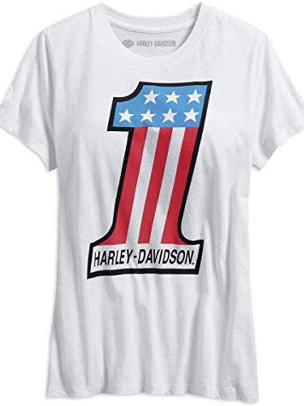 T-shirt #1 Retro (99238-19VW)