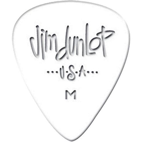 Dunlop 483R#01 White Classic - Medium