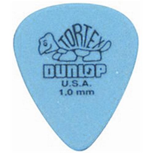 Dunlop 418P Tortex Standard Blue 1.0