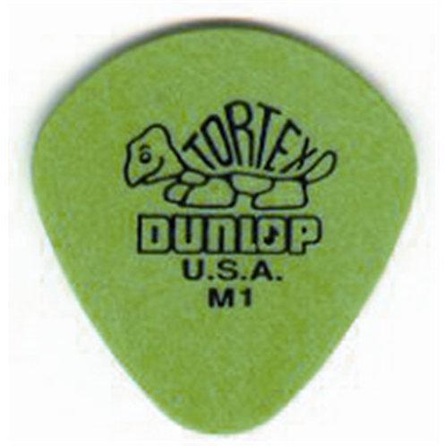 Dunlop 472R Tortex Jazz Green M1