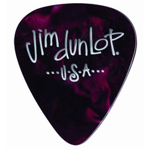 Dunlop 483R#09 Red Perloid - Thin