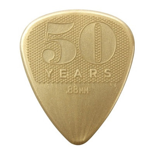 Dunlop 442R.88 0.88mm 50TH ANNIVERSARY NYLON PICK-SCATOLA PER RICARICA DA 36