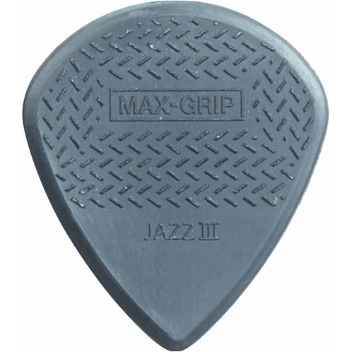 Dunlop 471R3C Max-Grip Jazz III Carbon Fiber