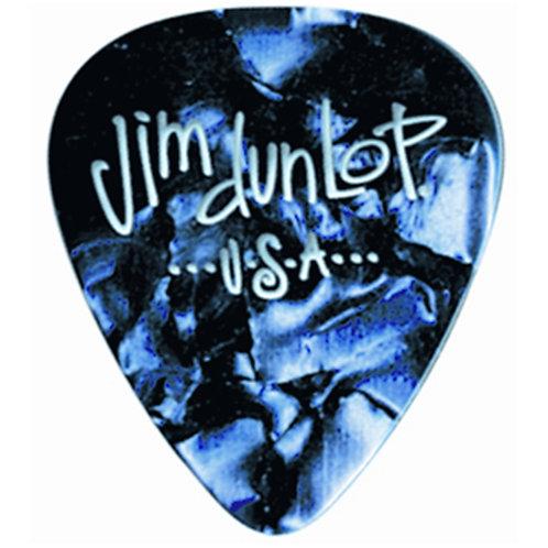 Dunlop 483P#10 Blue Perloid - Thin