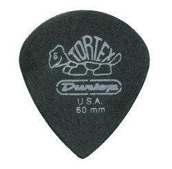 Dunlop 482P Pitch Black Jazz III .60