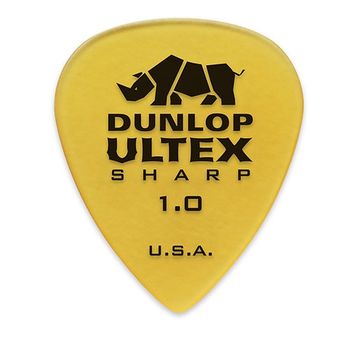 Dunlop 433P1.0 Ultex Sharp 1.0mm