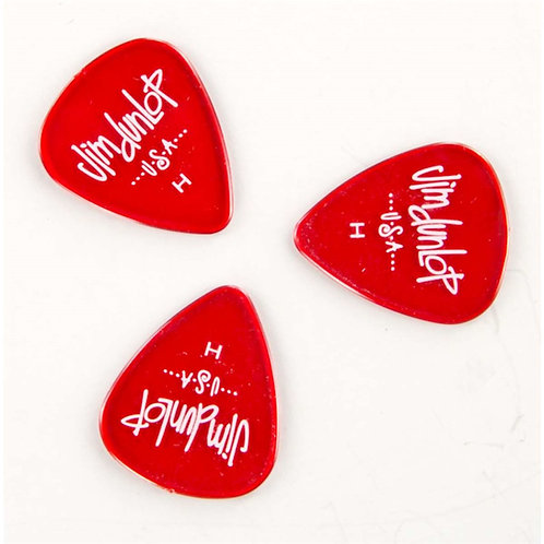 Dunlop 486RHV Gels Red Heavy
