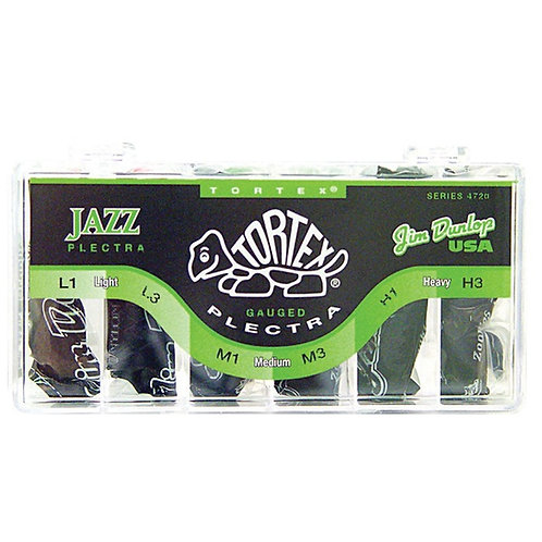Dunlop 4720 Tortex Jazz