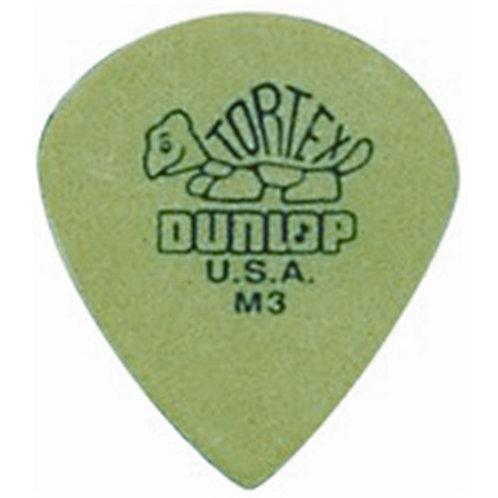 Dunlop 472R Tortex Jazz Green M3