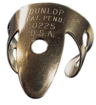 Dunlop 371R BRASS MINI FINGER .013 - TUBO 20 PLETTRI