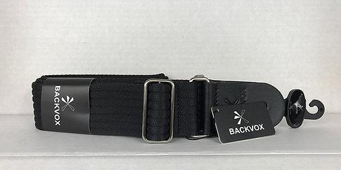 BACKVOX STRAPS CTW003BK COTTON STRAP