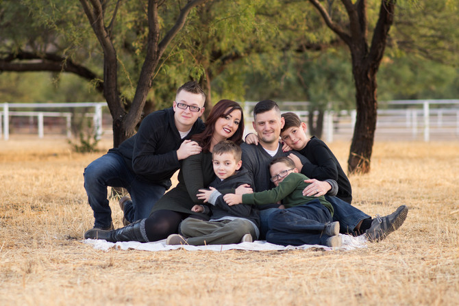 Tucson Photographer | Family Fotos For Mama!