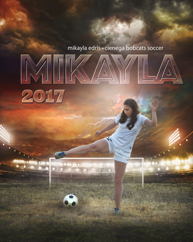 Tucson Teen Photographer |  Meet Mikayla - Senior Model