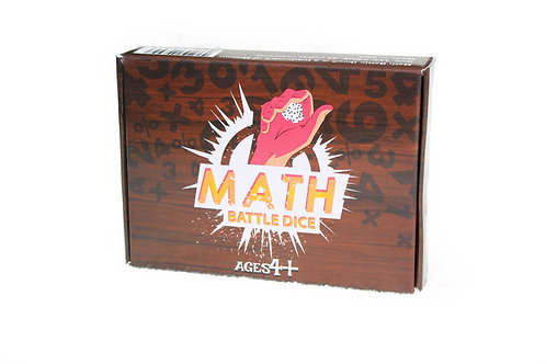 Math Battle Dice