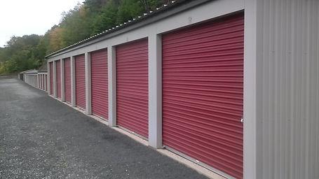 storage clean, secure, dry