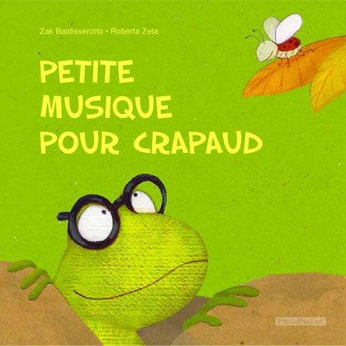 Petite musique pour crapaud