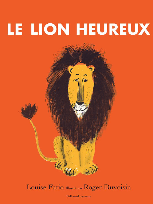 Le lion heureux