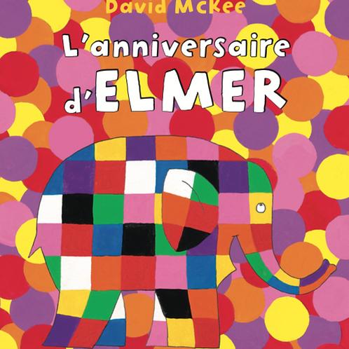 L' Anniversaire d'Elmer